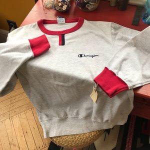 Vintage Champions Sweatshirt - Mens Medium